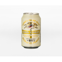 B14a Bières japonaises Kirin (33cl)