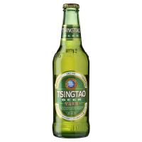 B16 Bière chinoise Tsing Tao (33cl)