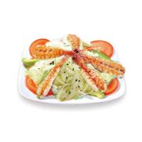 E14 Salade de crevettes et avocat