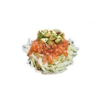 E5 Salade tartare  de saumon